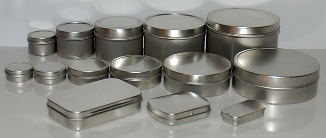 Metal Tin Sets
