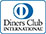We Accept Diners Club International
