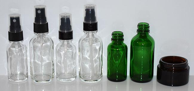 Amber 2oz Bottles 50 cents//bottle