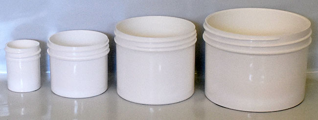 single wall jars